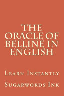 The Oracle of Belline in English