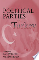 Political Parties In Turkey book