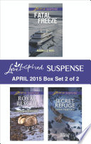 Love Inspired Suspense April 2015   Box Set 2 of 2