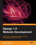 Django 1 0 Website Development