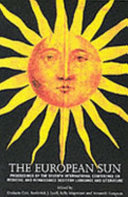 The European Sun Book PDF