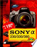 Sony Alpha 230 330 380