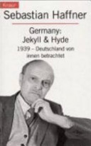 Germany  Jekyll   Hyde
