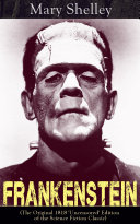 download ebook frankenstein (the original 1818 \'uncensored\' edition of the science fiction classic) pdf epub