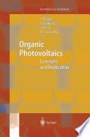 Organic Photovoltaics Pdf/ePub eBook