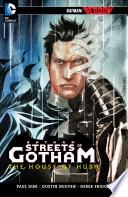 Batman  Streets of Gotham Vol  3  The House of Hush