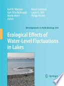 Ecological Effects of Water level Fluctuations in Lakes