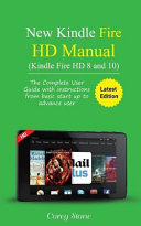 New Kindle Fire Hd Manual Kindle Fire Hd 8 And 10
