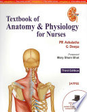 Textbook of Anatomy & Physiology for Nurses