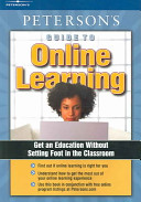 Peterson's Guide to Online Learning