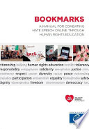 Bookmarks   A manual for combating hate speech online through human rights education