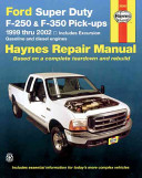 Ford Super Duty Pick ups and Excursion Automotive Repair Manual