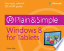 Windows Eight for Tablets