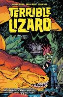 Terrible Lizard book
