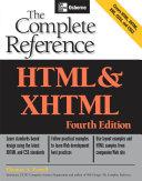 HTML & XHTML