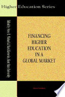 Financing Higher Education in a Global Market