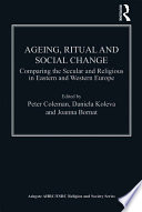 Ageing  Ritual and Social Change