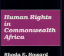 Human Rights in Commonwealth Africa