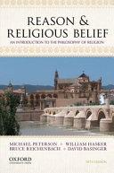 Reason   Religious Belief