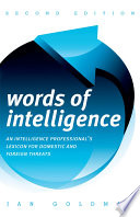 Words of Intelligence