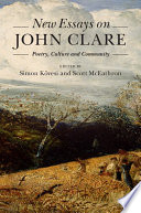 New Essays on John Clare