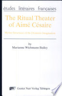 The Ritual Theater of Aim   C  saire