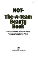 Not the A team beauty book
