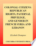 Colonial Citizens