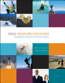 New Venture Creation