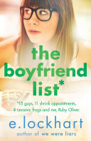 The Boyfriend List A Ruby Oliver Novel 1