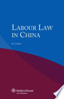 Labour Law in China