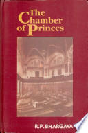 The Chamber Of Princes book