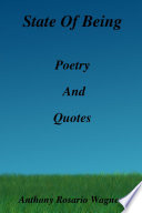 State Of Being  Poetry   Quotes