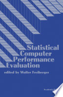 Statistical Computer Performance Evaluation