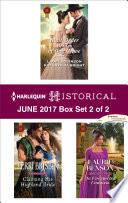 Harlequin Historical June 2017   Box Set 2 of 2