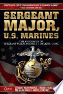Sergeant Major  U  S  Marines