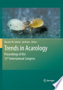 Read Trends in Acarology