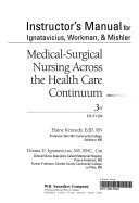 Medical Surgical Nursing Across the Health Care Continuum