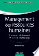 Management des ressources humaines
