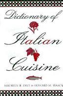 Dictionary of Italian Cuisine