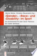 »Gender«, »Race« und »Disability« im Sport