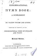 Ebook The Congregational Hymn Book Epub N.A Apps Read Mobile