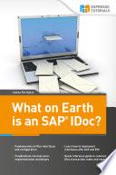 What on Earth is an SAP IDoc