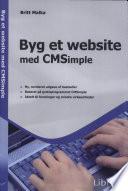 Byg et website med CMSimple  2  udgave