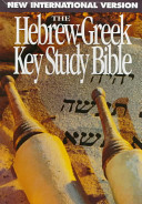 The Hebrew-Greek Key Study Bible Center Column Reference System Codes In New