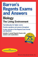 Barron s Regents Exams and Answers  Biology  The Living Environment