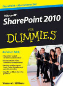 Microsoft SharePoint 2010 f  r Dummies