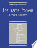 The Frame Problem in Artificial Intelligence