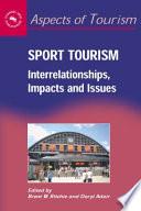 illustration du livre Sport Tourism