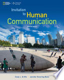 Invitation to Human Communication   National Geographic
